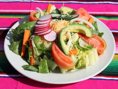 Mexican house salad